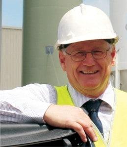 Neil Bennett of Aussie Pumps.