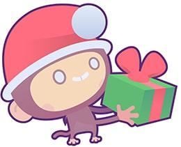Monkey Media Christmas