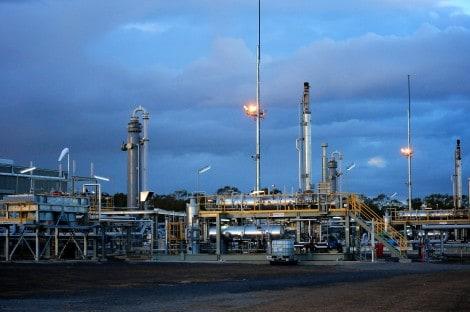 CSG Origin Talinga Gas Plant 1