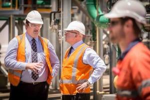Micro-LNG plant opens in Chinchilla
