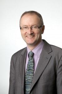 Paul Bannister.
